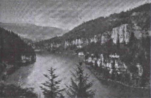 Lac de Chaillexon