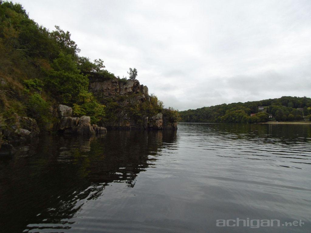 Lac de Chambon (Eguzon)