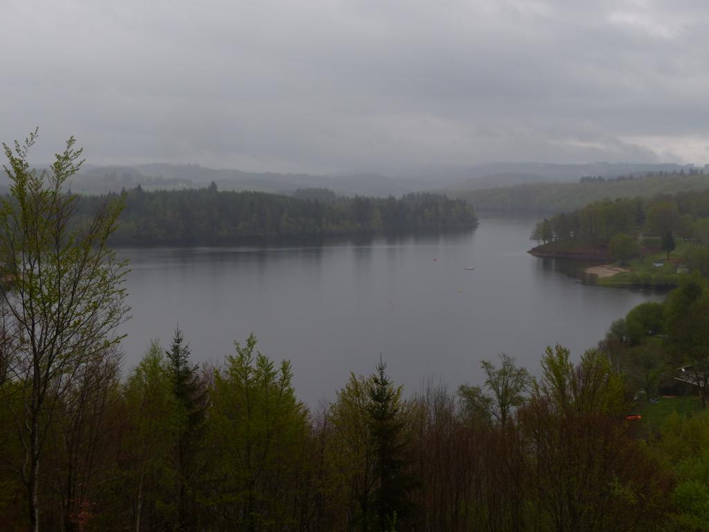 Lac de Vassivière en Limousin
