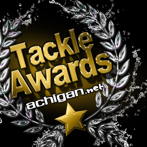 Tackle Awards : top 3 des leurres à truite en 2015