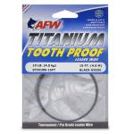 AFW Titanium Tooth Proof Single Strand