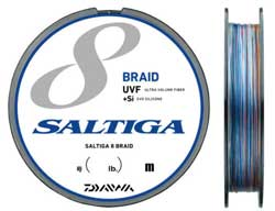 Daiwa Saltiga 8 Braid Hyper PE UVF