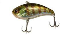 Ever Green Whizzer lure