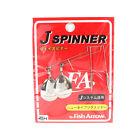 Fish Arrow J Spinner 22mm