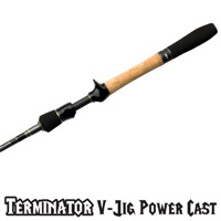 Fox Rage, Fox Elite Terminator V-Jig Power