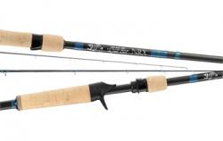 G Loomis, Shimano Inc NRX Bass rod