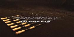 Jackall, Shimano, Shimano Inc Poison Glorious rod