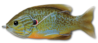 LiveTarget, Koppers Sunfish Hollow Body