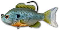 LiveTarget, Koppers Sunfish Swimbait