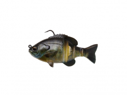 Savage Gear, Prologic, Svendsen Sport 3D Bluegill RTF