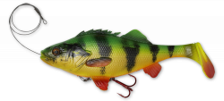 Savage Gear, Prologic, Svendsen Sport 4D Perch Shad