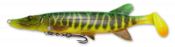 Savage Gear, Prologic, Svendsen Sport 4D Pike Shad