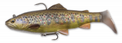 Savage Gear, Prologic, Svendsen Sport 4D Trout Rattle