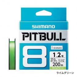 Shimano, Shimano Inc Pitbull X8