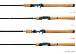 Shimano, Shimano Inc Final Dimension rod