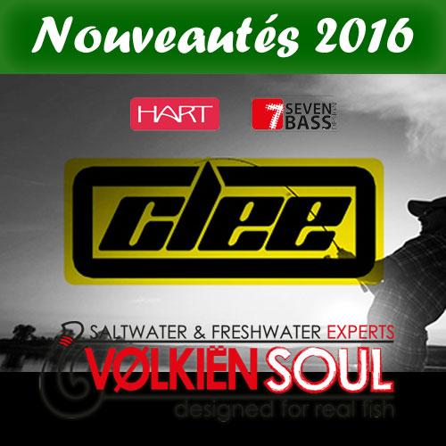 Nouveautés Clee 2016