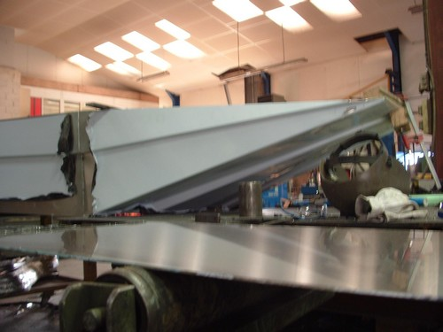 Fabrication d'un bateau en alu !! - forum sur la ...