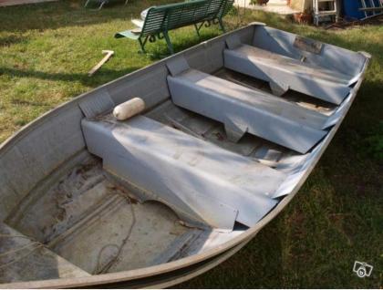 Barque alu d occasion