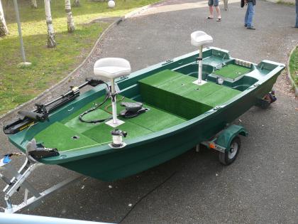 Barque de peche mer occasion