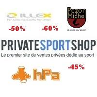 Vente privée Illex/Pezon et hPA