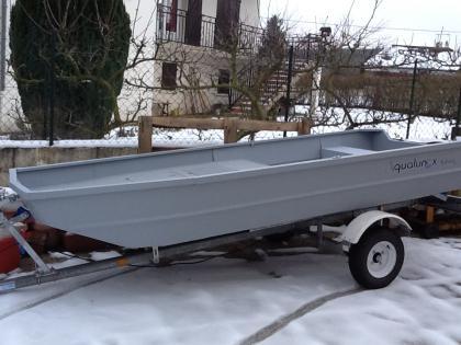 Batterie barque