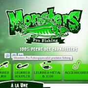 Monsters Pro Fishing ouvre une nouvelle boutique