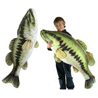 Coussin géant poisson : spécial fête des pères!