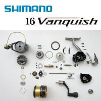 Test du Shimano Vanquish 2500 S FA