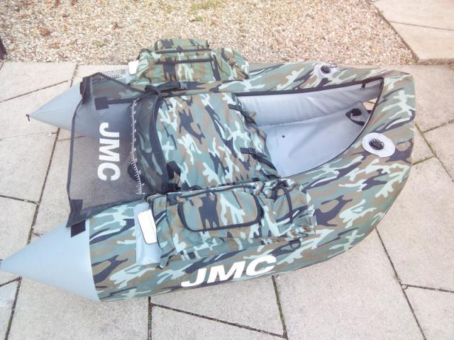 float tube jmc trium camouflage