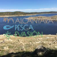 Partez pêcher en Espagne : Alcántara !