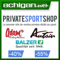 Bonnes affaires Autain, Adam's, Balzer